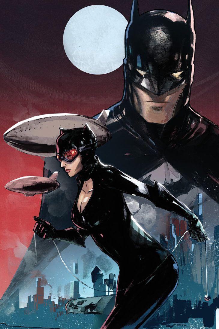 Images about catwoman on pinterest batman