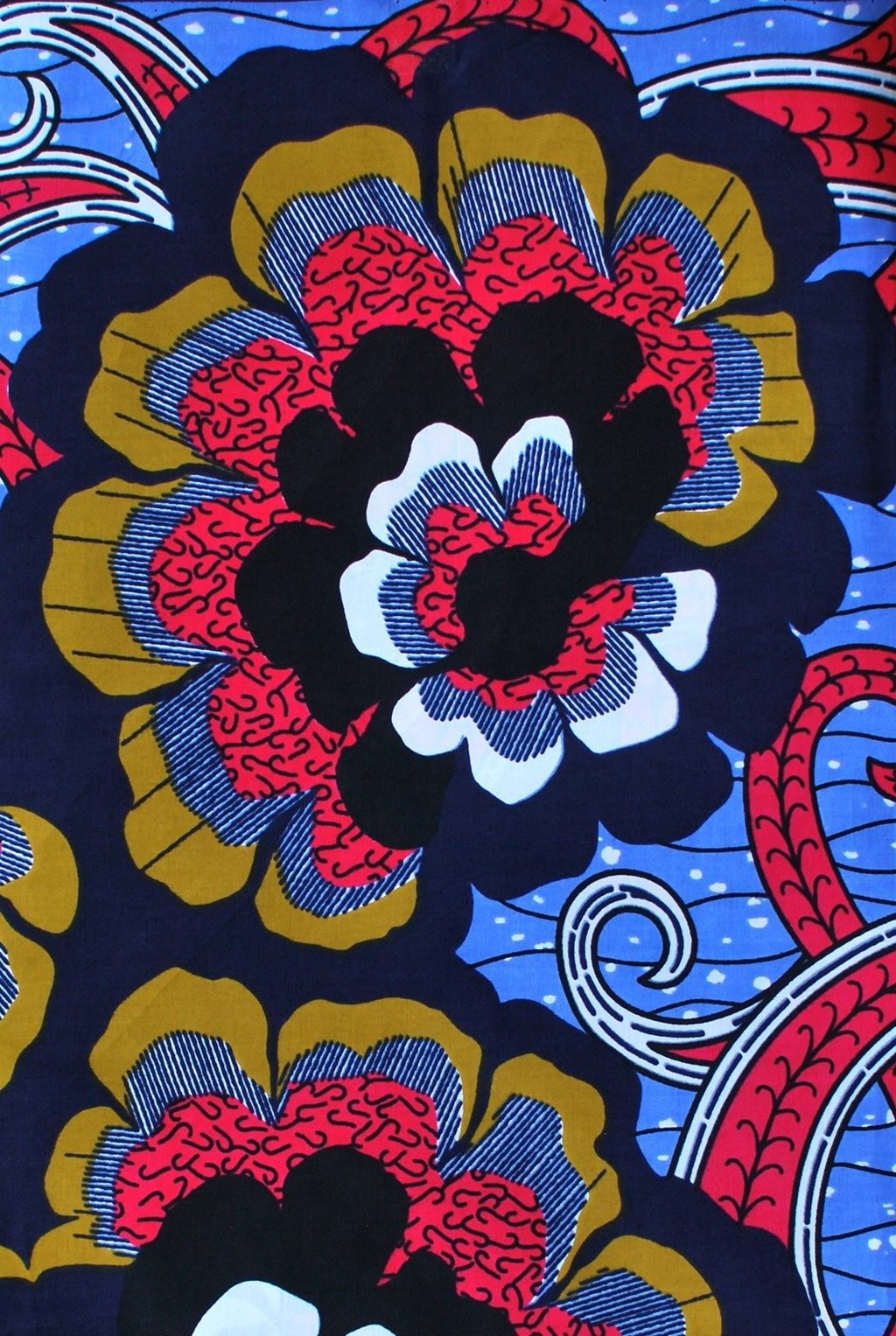 Beautiful African Textile Designs From African Fabric
