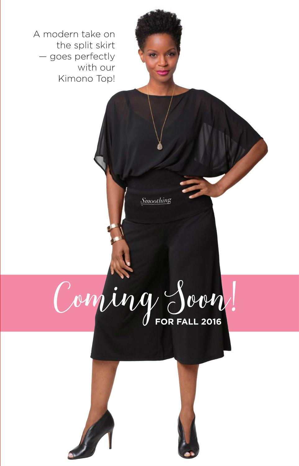 We aren't getting many sneak peaks yet for the Fall collection from Ruby Ribbon, but we had have one hint. Check out the split skirt that is on the back page of the Summer catalog. This skirt…