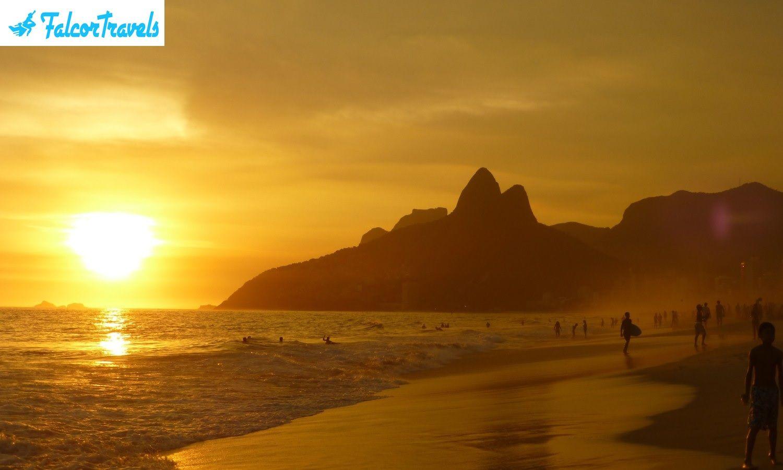 O Rio de Janeiro é uma das mais belas capitais do Brasil! Que tal pensar nessa bela viagem para o dia dos namorados? Veja nosso site e veja a opção que cabe no seu bolso! www.falcortravels.com