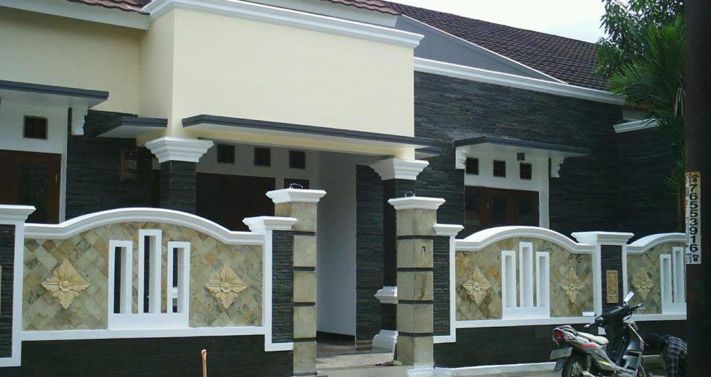 42 Foto Desain Batu Alam Untuk Dinding Depan Rumah Gratis Terbaru Unduh