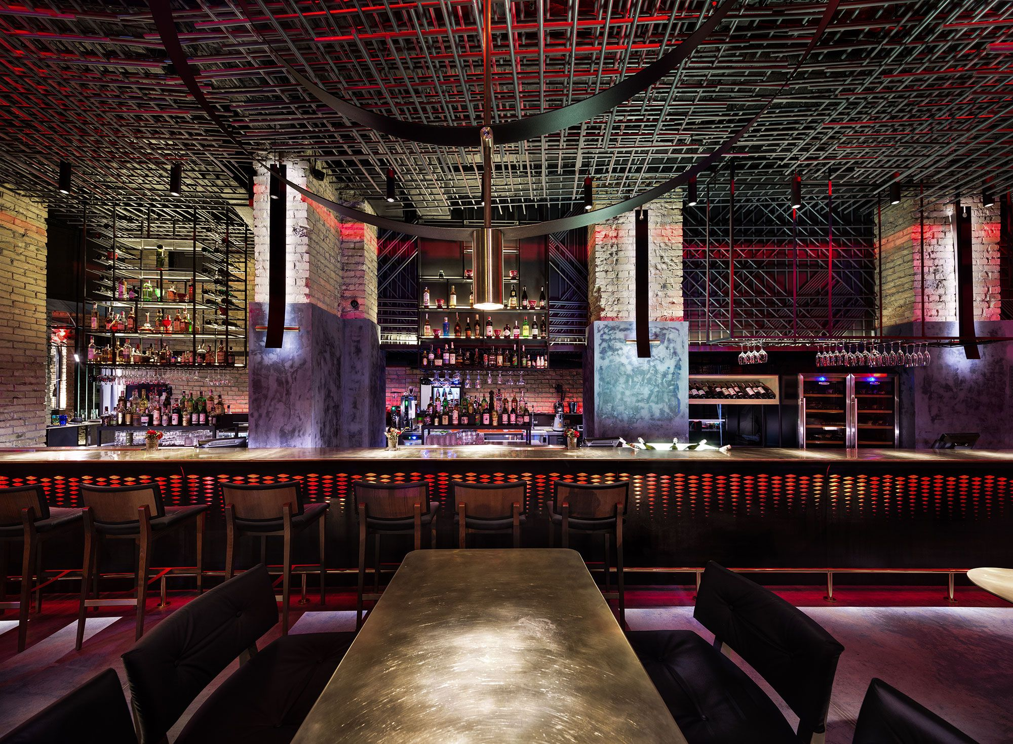 BAO Modern Chinese by YOD design studio | Restaurants, Bars and ...