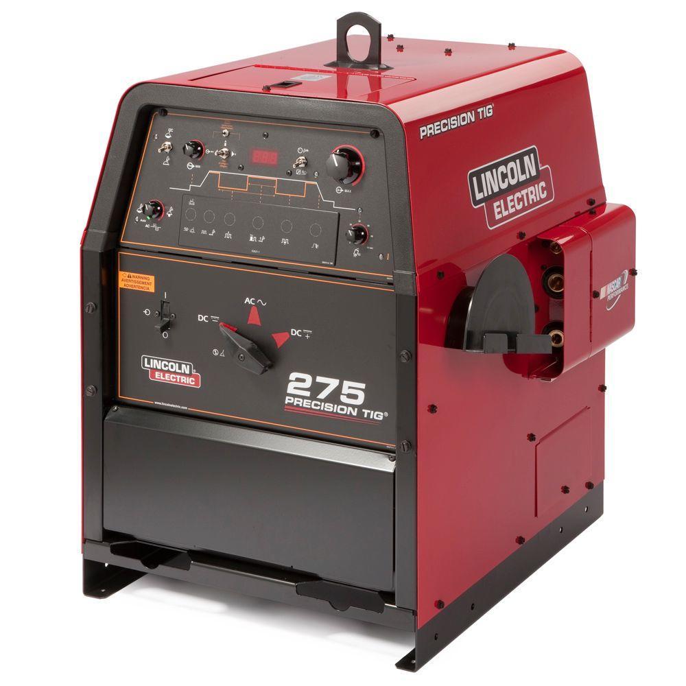 Lincoln Electric 340 Amp Precision TIG 275 TIG Welder ...