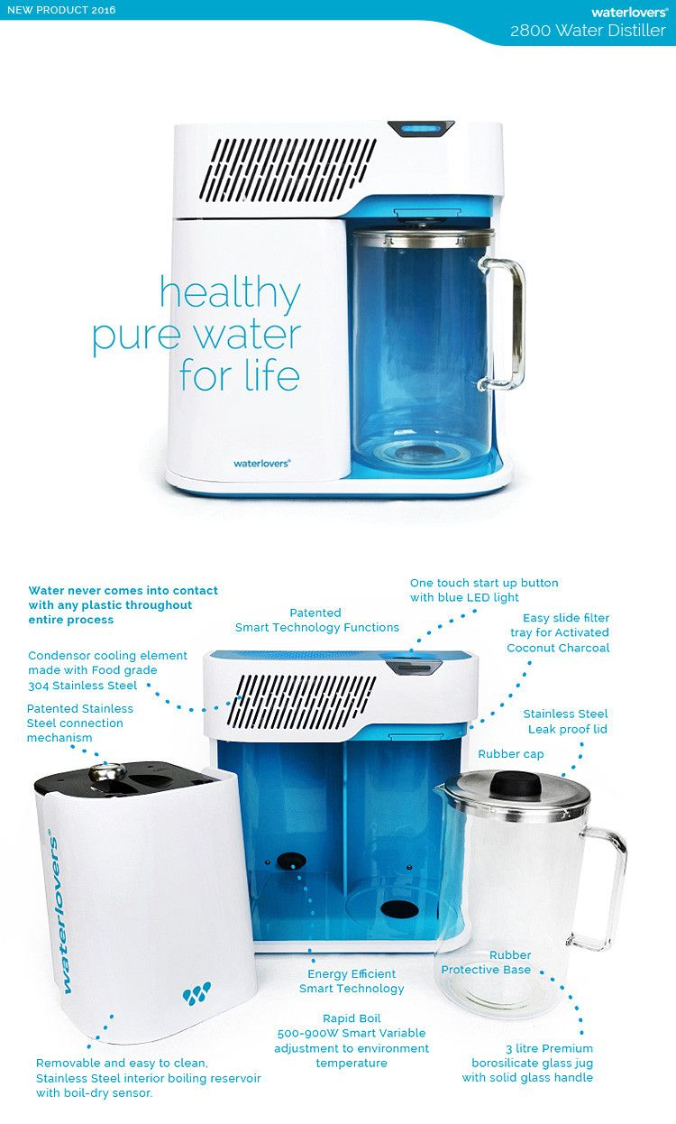 Super Easy Way To Make Pure Water Perfect For Cooking Tea Making Ice Making Coffee Making Baby Formula Https Kitchen Helper Pure Water Baby Formula
