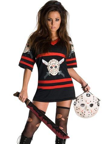 Miss Voorhees Costume Sexy Movie Character Costumes Pinterest - halloween movie ideas