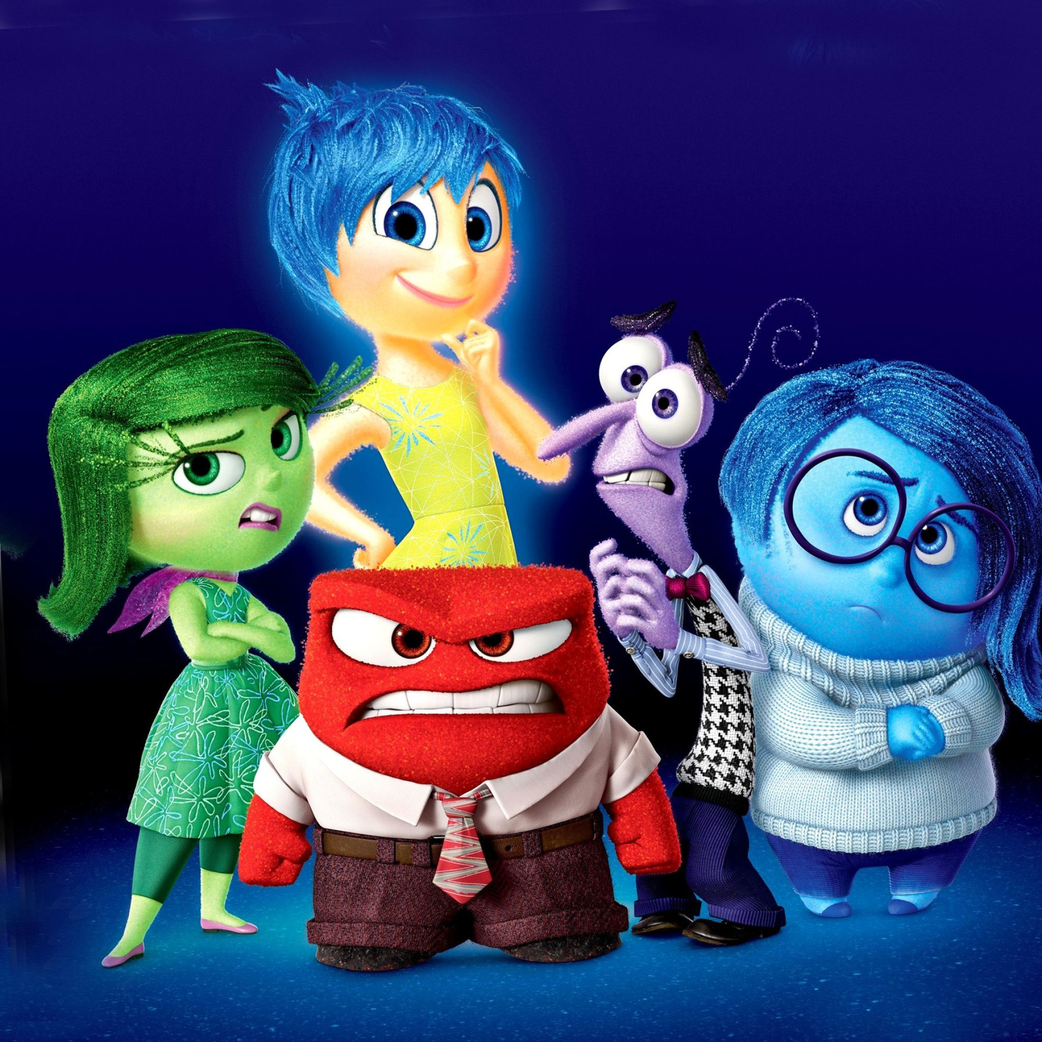 inside out anger disney pixar hd desktop wallpaper | hd wallpapers