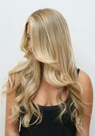 Blonde dimension
