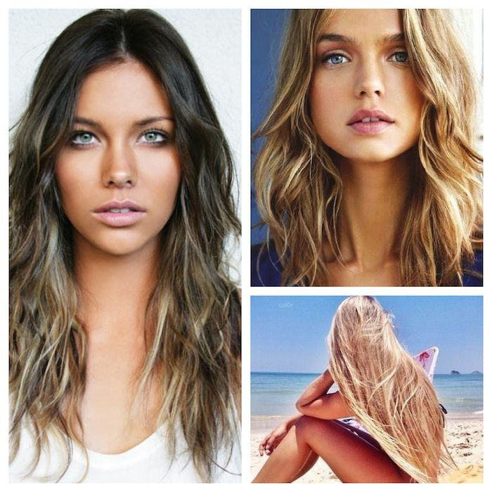 Trending New Color Placement Surfer Highlights F R E E A S