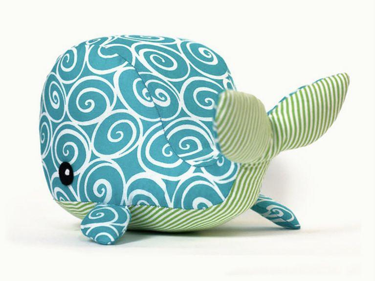 Sewing - DIY Tutorials | Blauwal, Kuscheltiere und Diy anleitungen