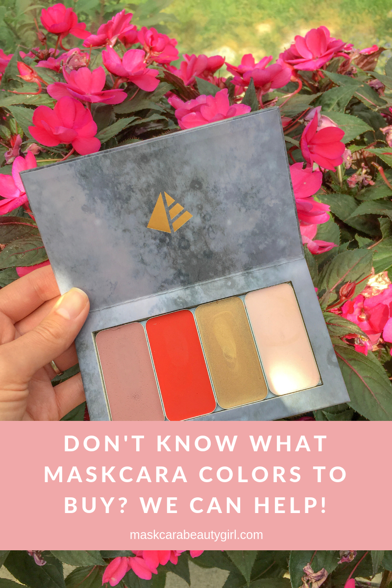 Maskcara Color Match Quiz How to Find Your Custom Colors