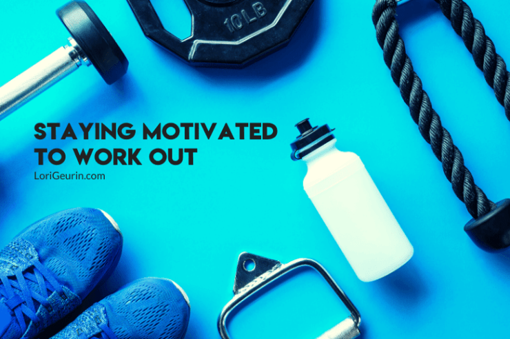This article gives you 3 practical tips to stay motivated to work out and blast through your fitness...