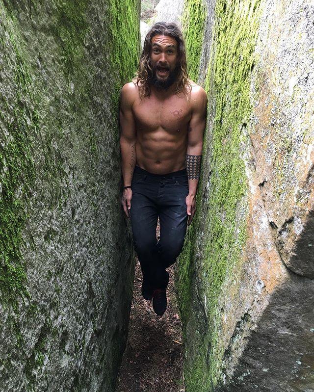 Jason Momoa Workout: Jason Momoa's Instagram Is So Full Of Gems, You'll Feel