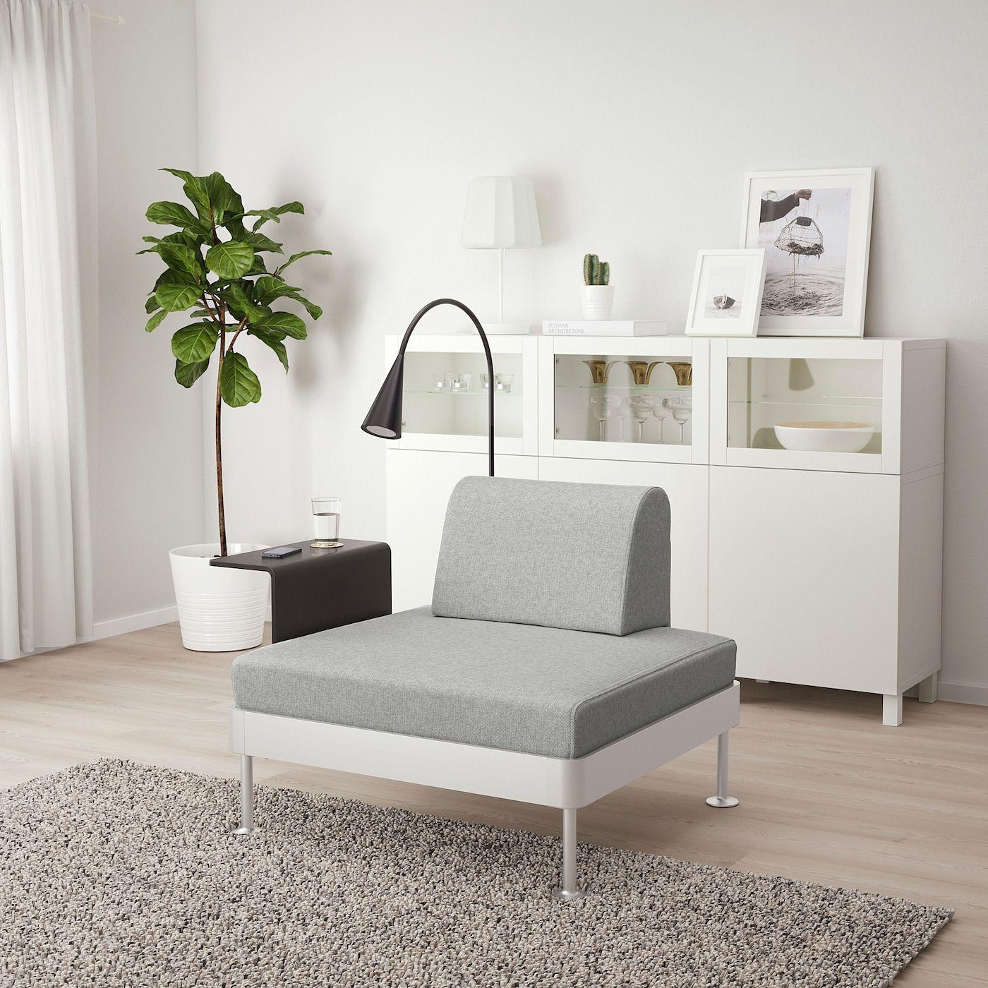 Ikea Delaktig Sessel Mit Ablage Und Leuchte Tallmyra Wei Szlig Schwarz In 2020 Recamiere Ikea Chaise