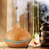 Air Humidifier Essential Aroma Lamp Electric Aroma Diffuser Mist Maker
