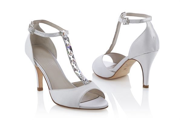 Jakii Annette The White Collection Designer Wedding Shoes Australia
