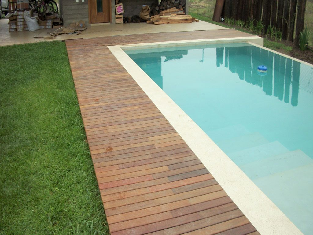 Dise o de piscinas revestimiento porcelanico casa dise o - Diseno de piscinas ...