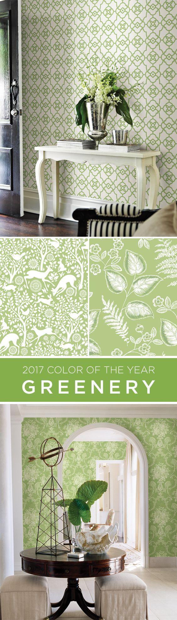 Greenery  Pantone Colors Wohndesign   Wohnzimmer Ideen   BRABBU ...