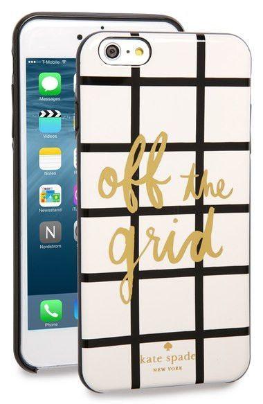 'off the grid' iPhone 6 Plus & 6s Plus case