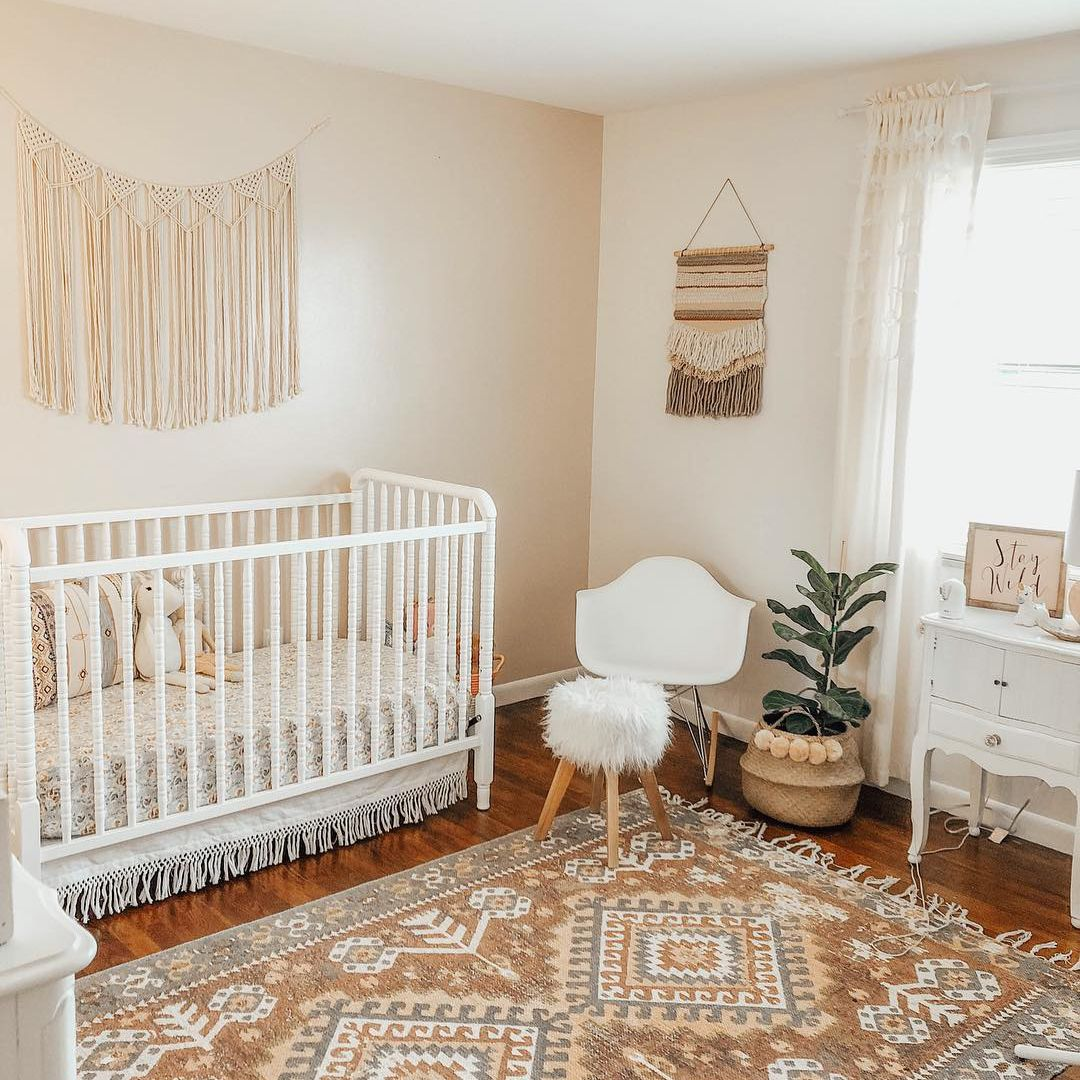 The Best Gender Neutral Nursery Inspiration Nursery Neutral