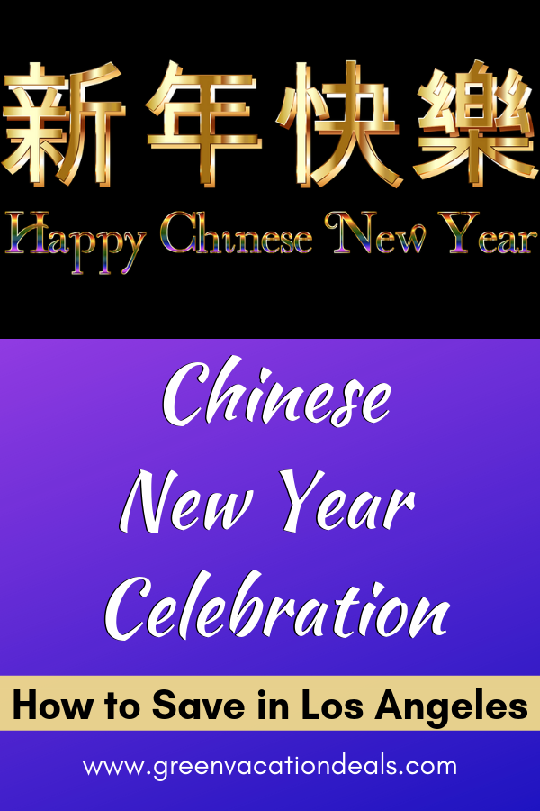 Save on Chinese New Year Celebration in Los Angeles