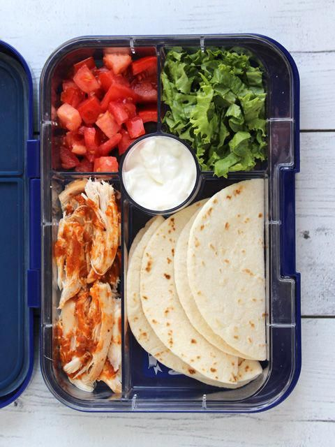 Healthy Lunch Recipes For Kids Bento Box School Lunch #theeverymom #HealthyFoodForKids #bentoboxlunch