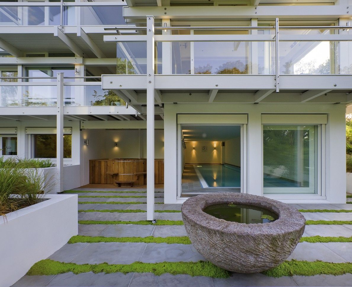Huf Haus is a German company which has built over 100 striking ...