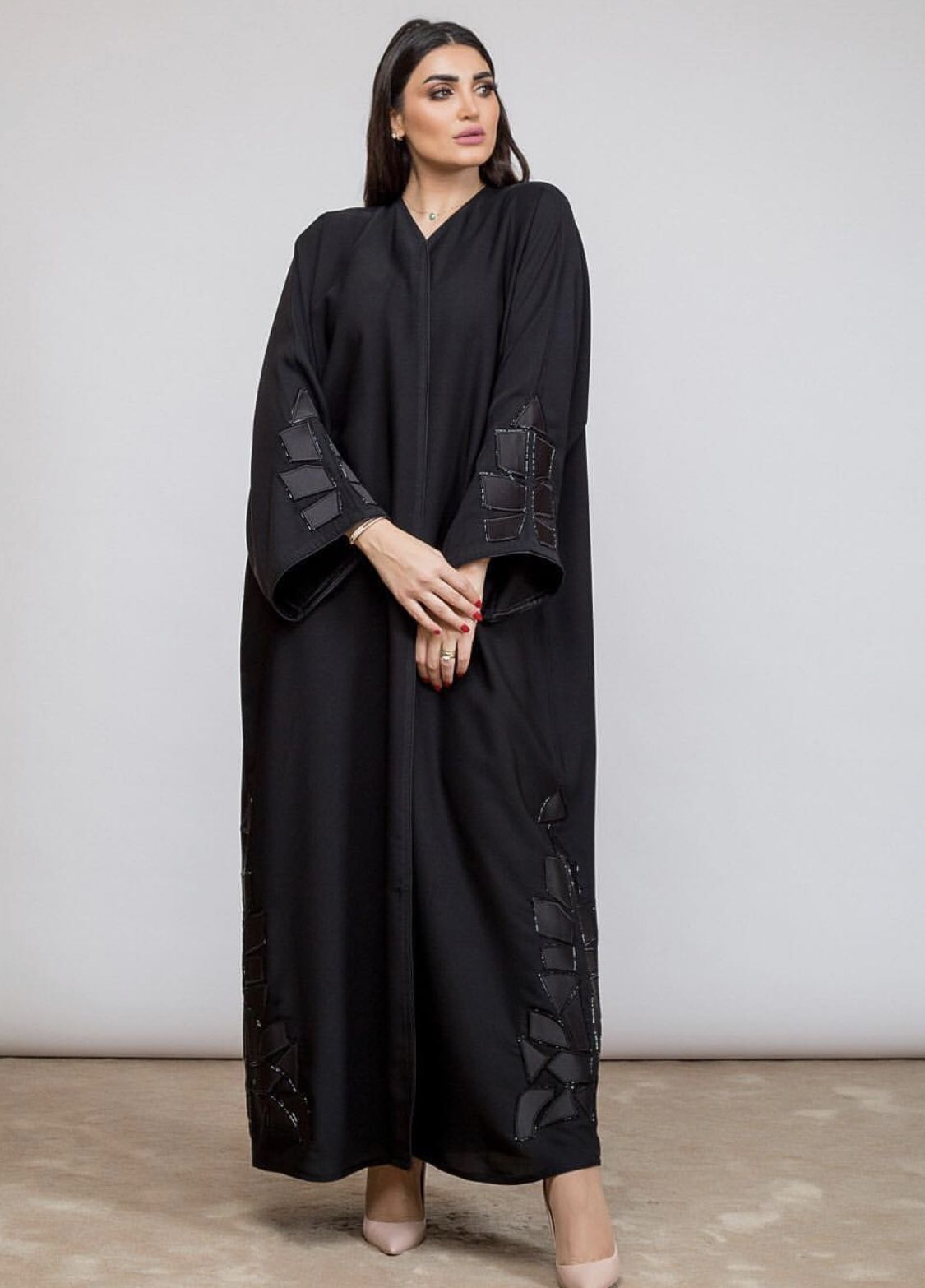 940f8c61d Vintage Abaya | คცคעค in 2019 | Abaya fashion, Burqa designs, Abaya ...