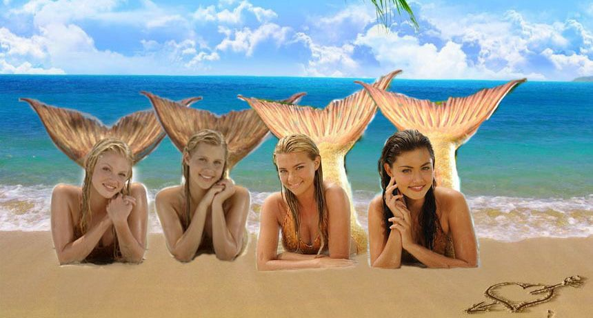 Pin By Sirena Mermaid On I Love H2o Just Add Water H2o Mermaids Types Of Mermaids H2o Mermaid Tails