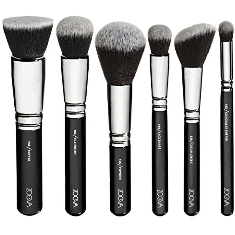 ZOEVA Luxe Complete Set Makeup brush set, It cosmetics