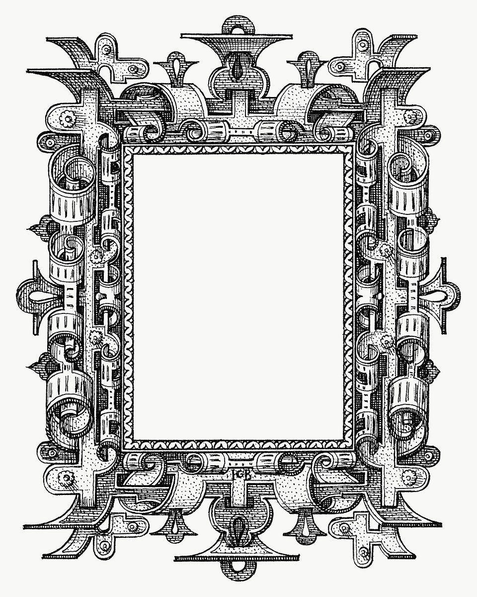 Png Medieval Frame Transparent Background Free Image By Rawpixel Com Aom Woraluck