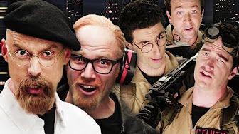 Ghostbusters vs Mythbusters Season 4