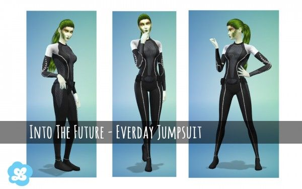 Mod The Sims: The Future Is Here - Female Hunger Games