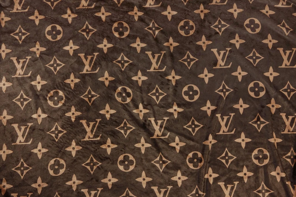 Pin By Mackinzee Reed On Sew Cute Monogram Prints Fabric Gucci Fabric