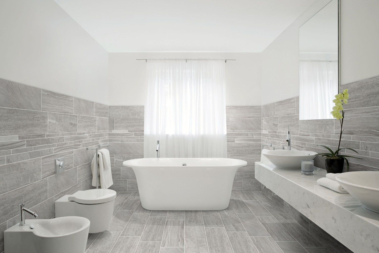 Choose the Right Bathroom Tiles with the Help of These Key Tips ...