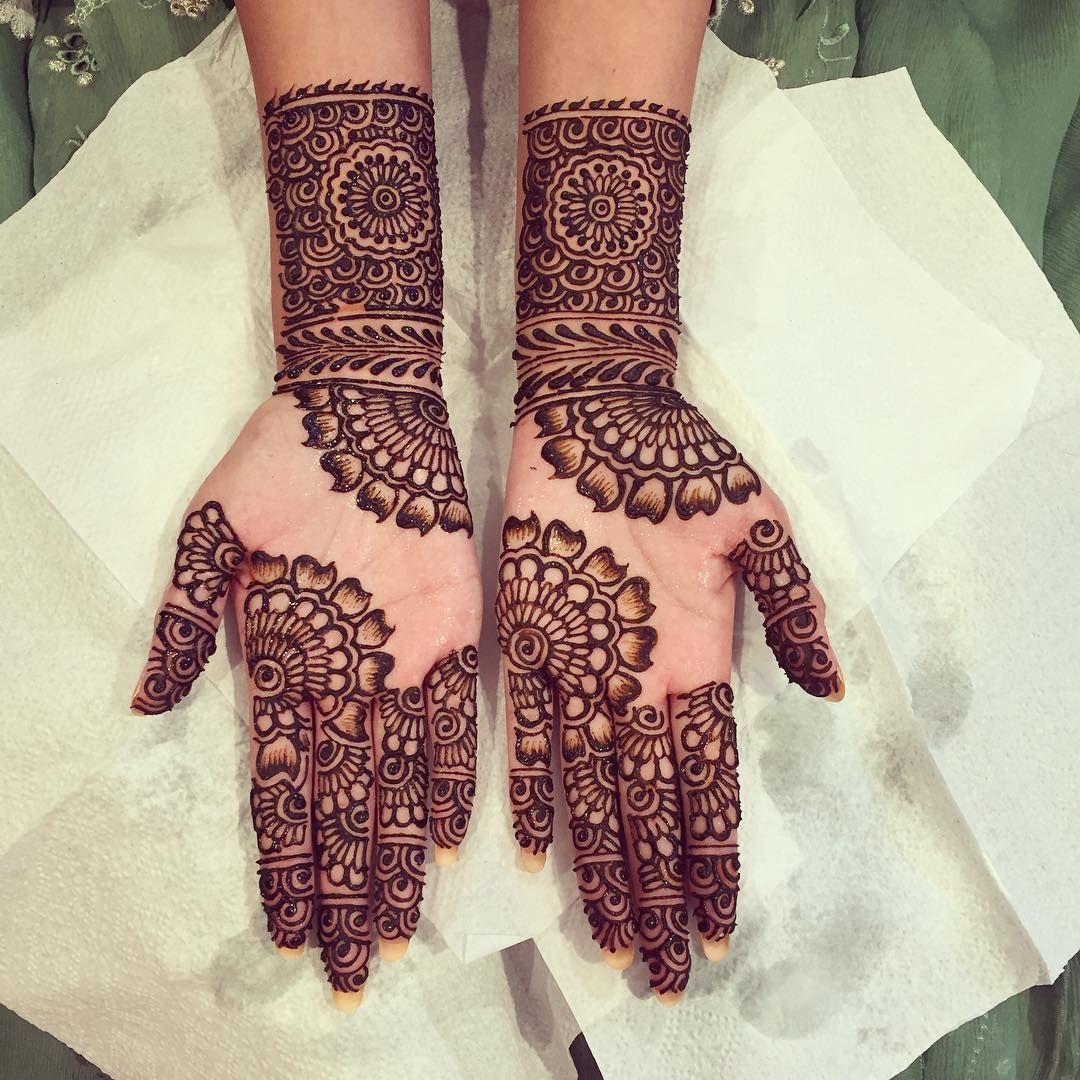 125+ New Simple Mehndi/Henna Designs for Hands Henna