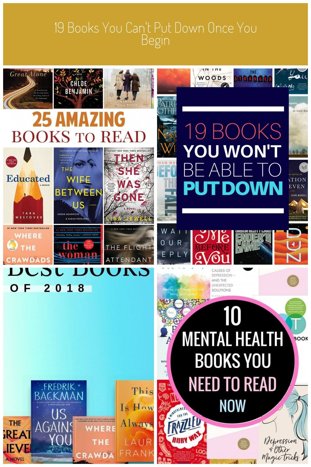 Do You Like To Read But Have Trouble Finding Good Books To Read Check Out This Amazing And Growing List Of The Bes Best Books To Read Books To Read Good