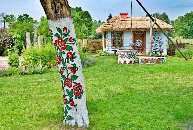Pin On Folk Art