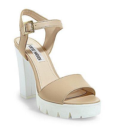 05f0a636ca41 Steve Madden Traviss Dress Sandals  Dillards