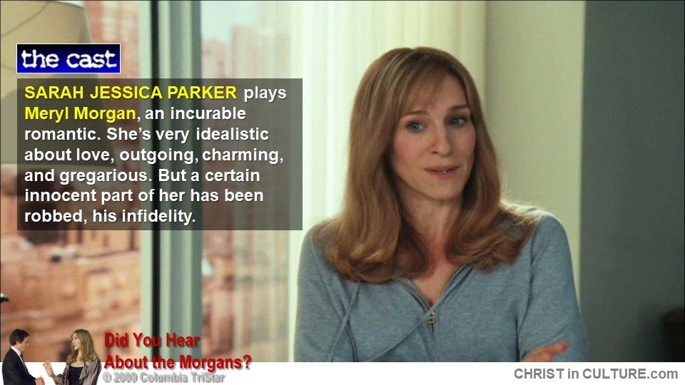 Pin By Thread Of Truth On Did You Hear About The Morgans How To Be Outgoing Sarah Jessica Parker It Cast