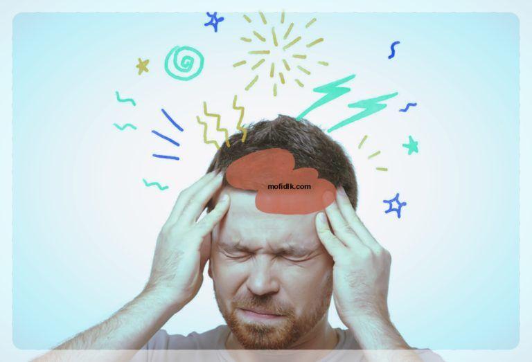 اسباب الصداع المستمر ما هو أسباب الصداع المستمر وكيفية علاجه موقع مفيد لك Sleep Eye Mask Eyes Person