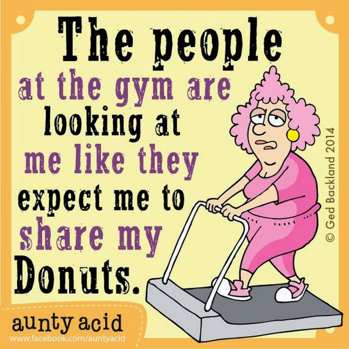 Chucku0027s Fun Page 2: Fun With Aunty Acid   15 Cartoons Pictures Gallery
