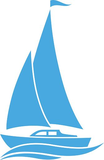 Image result for tropical sailboat illustration