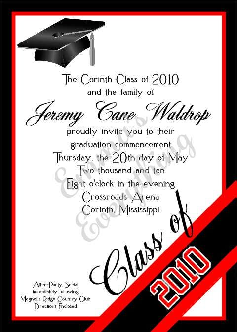 Nursing Graduation Invitation Templates is perfect invitations ideas