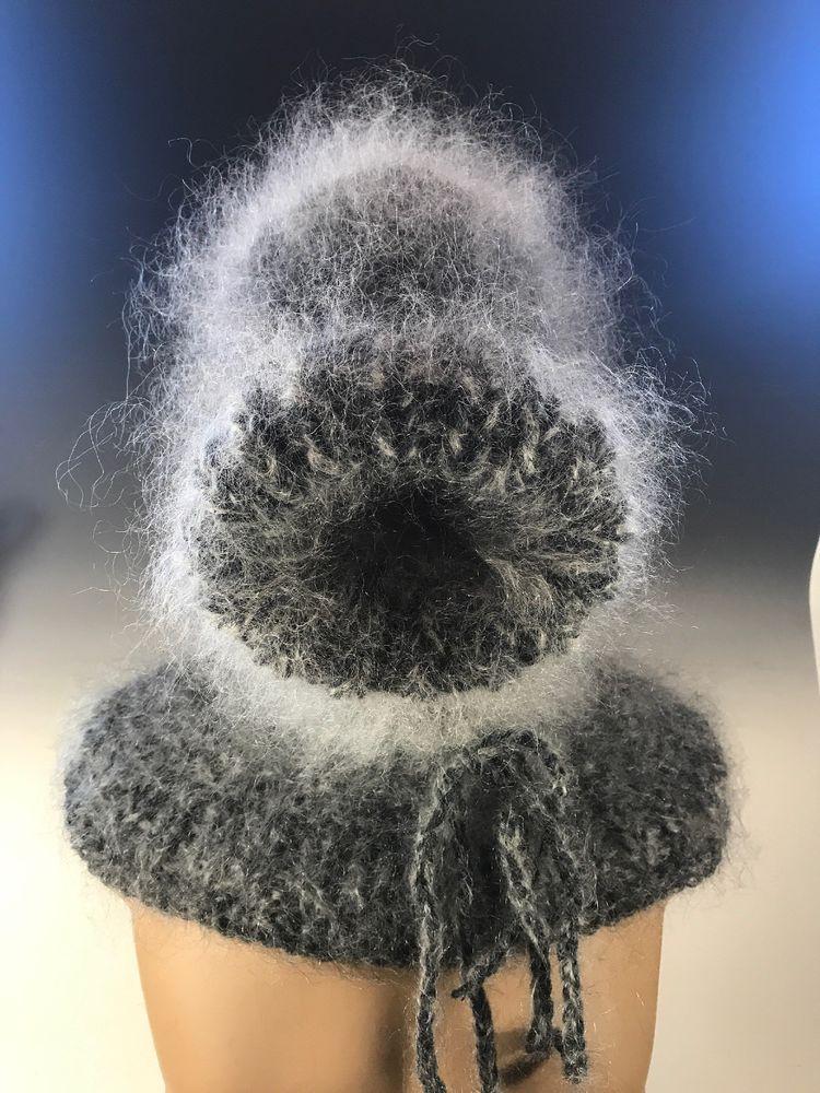 Mohair Sweater Balaclava With holes | Schlupfmützen | Pinterest ...