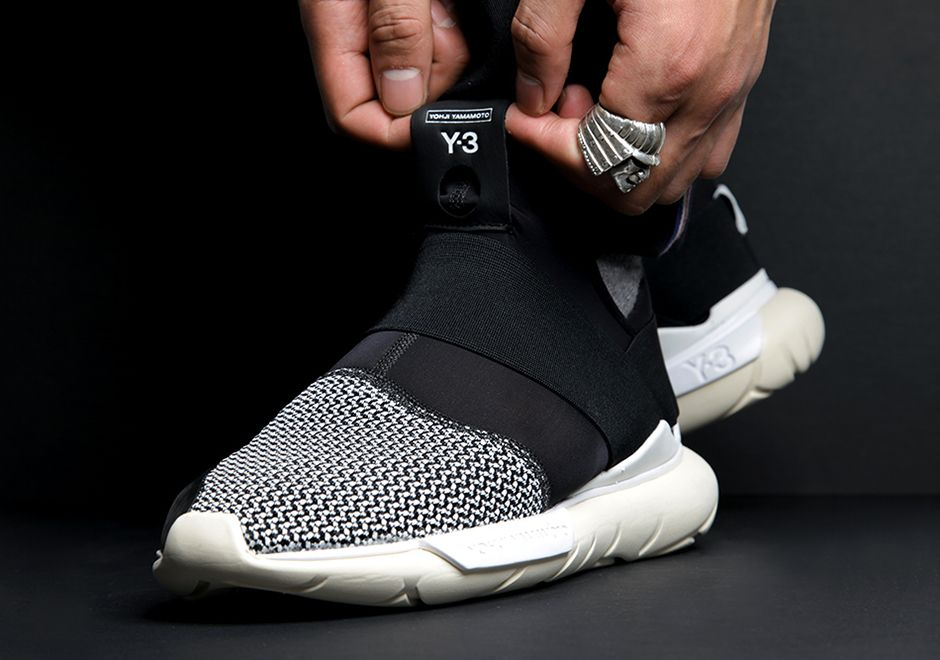 A Detailed Look at the adidas Y3 Qasa Releases for Spring 2015 -  SneakerNews.com