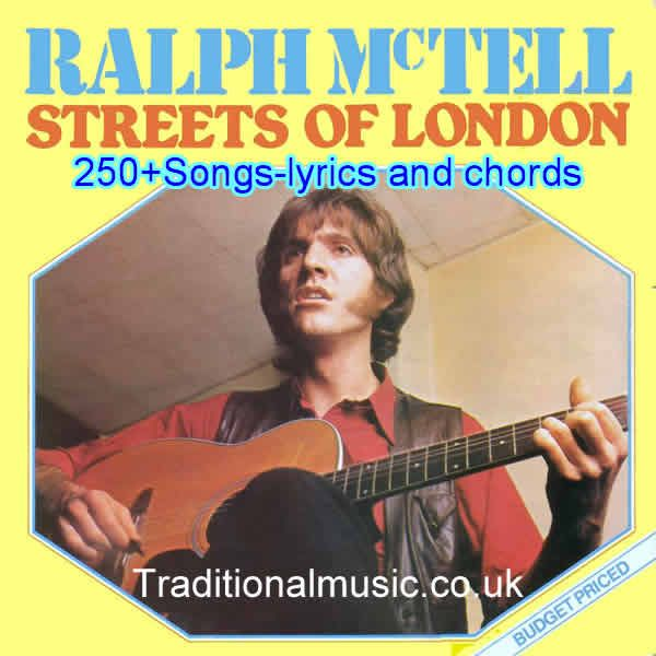 A Comprehensive Ralph Mctell Songbook 250 Songs With Lyrics And