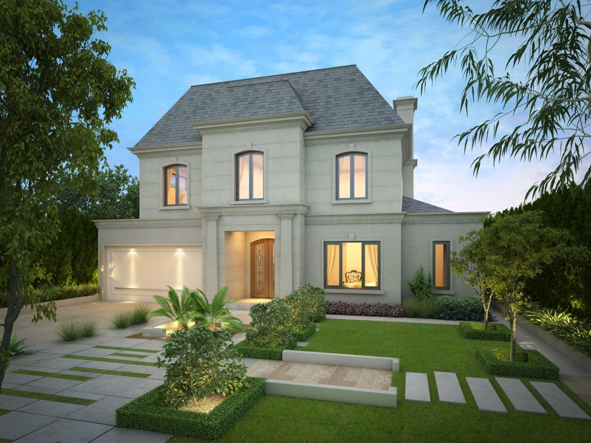 Verde homes chateau home exteriors pinterest home for Chateau style house plans