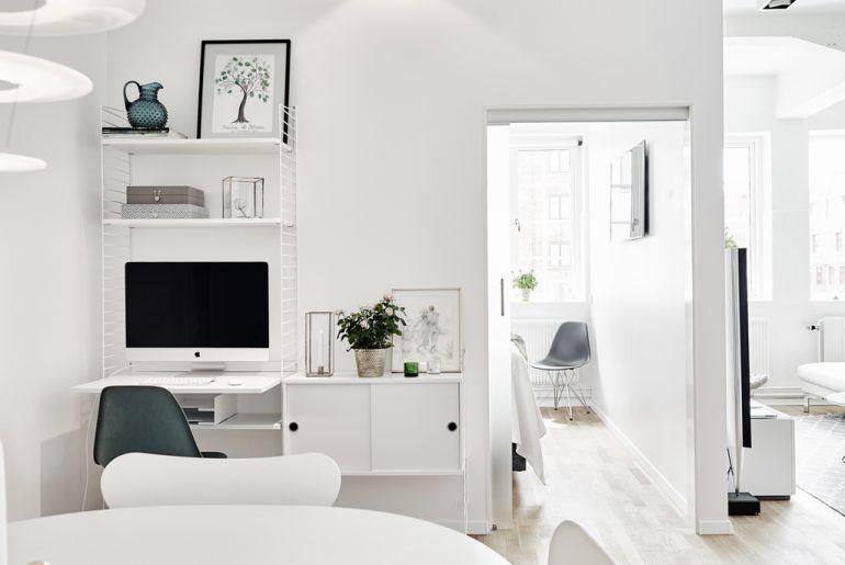 Kamer en suite deco ideas kast werkplekken interieur