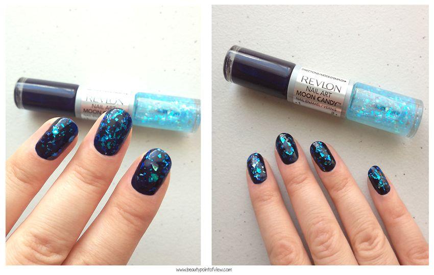 Revlon Moon Candy Nail Polish Beauty Point Of View Pinterest