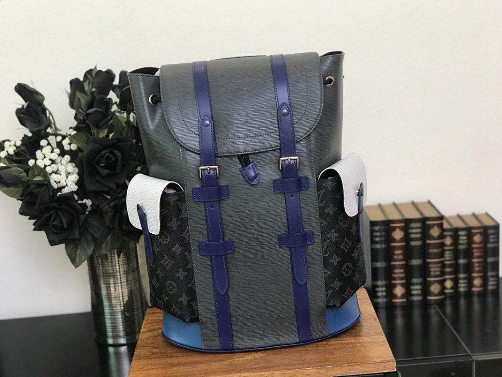 2f9d09bd034d Louis Vuitton Christopher PM Backpack M53424